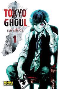 Libro TOKYO GHOUL 1