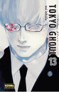 Libro TOKYO GHOUL 13