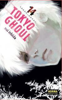 Libro TOKYO GHOUL 14