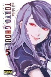 Libro TOKYO GHOUL 5