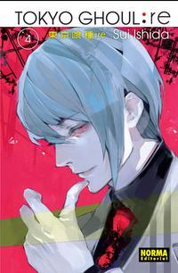 Libro TOKYO GHOUL: RE 4
