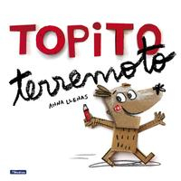 Libro TOPITO TERREMOTO