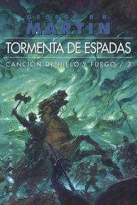 Libro TORMENTA DE ESPADAS (CANCIÓN HIELO Y FUEGO #3)