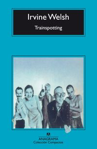 Libro TRAINSPOTTING