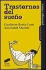 Libro TRASTORNOS DEL SUEÑO