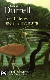 Libro TRES BILLETES HACIA LA AVENTURA