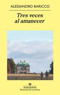 Libro TRES VECES AL AMANECER