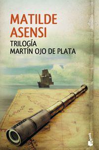 Libro TRILOGIA MARTIN OJO DE PLATA