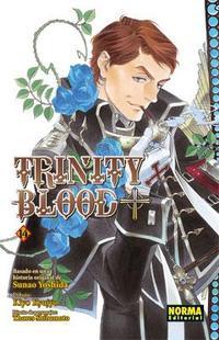 Libro TRINITY BLOOD Nº 14