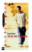 Libro TU NO ME CONOCES