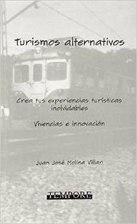 Libro TURISMOS ALTERNATIVOS
