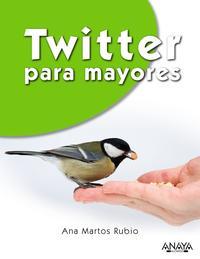 Libro TWITTER PARA MAYORES