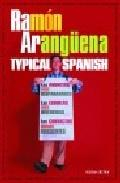 Libro TYPICAL SPANISH