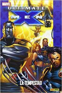 Libro ULTIMATE X-MEN 08: LA TEMPESTAD