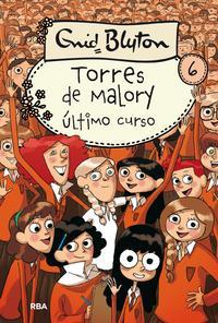 Libro ULTIMO CURSO EN TORRES DE MALORY