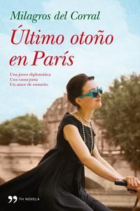 Libro ULTIMO OTOÑO EN PARIS