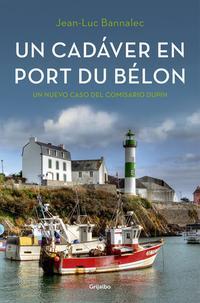 Libro UN CADAVER EN PORT DU BELON