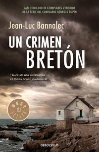 Libro UN CRIMEN BRETON