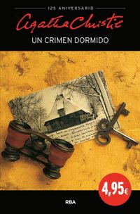 Libro UN CRIMEN DORMIDO