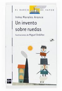 Libro UN INVENTO SOBRE RUEDAS