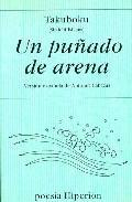 Libro UN PUÑADO DE ARENA