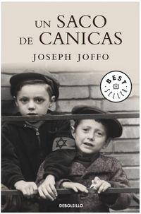 Libro UN SACO DE CANICAS
