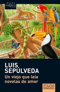 Libro UN VIEJO QUE LEIA NOVELAS DE AMOR