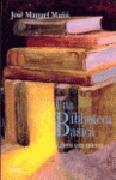 Libro UNA BIBLIOTECA BASICA : LIBROS CON VALORES