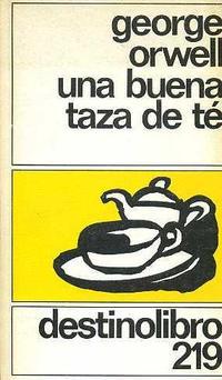 Libro UNA BUENA TAZA DE TE