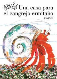 Libro UNA CASA PARA EL CANGREJO ERMITAÑO