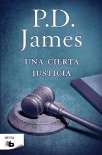 Libro UNA CIERTA JUSTICIA