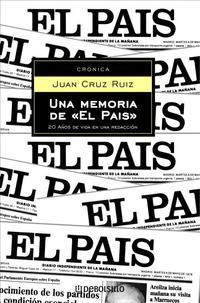"""Libro UNA MEMORIA DE """"EL PAIS"""""""