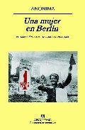 Libro UNA MUJER EN BERLIN