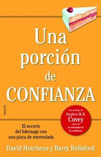 Libro UNA PORCION DE CONFIANZA