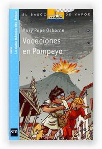 Libro VACACIONES EN POMPEYA