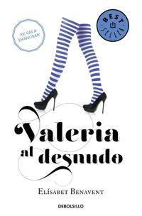 Libro VALERIA AL DESNUDO