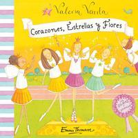 Libro VALERIA VARITA: CORAZONES, ESTRELLAS Y FLORES