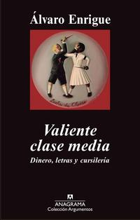 Libro VALIENTE CLASE MEDIA