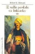 Libro VALLE PERDIDO DE ISKANDER