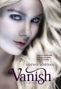 Libro VANISH. ALMA DE NIEBLA (FIRELIGHT #2)