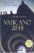 Libro VATICANO 2035