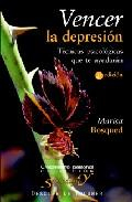 Libro VENCER LA DEPRESION: TECNICAS PSICOLOGICAS QUE TE AYUDARAN