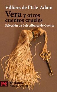 Libro VERA Y OTROS CUENTOS CRUELES