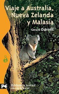 Libro VIAJE A AUSTRALIA, NUEVA ZELANDA Y MALASIA