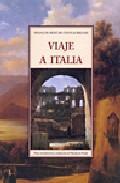 Libro VIAJE A ITALIA