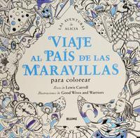 Libro VIAJE AL PAÍS DE LAS MARAVILLAS