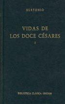 Libro VIDA DE LOS DOCE CESARES: LIBROS I-III