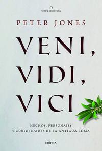Libro VINI, VIDI, VICI