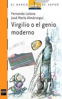 Libro VIRGILIO O EL GENIO MODERNO