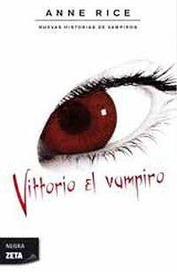 Libro VITTORIO EL VAMPIRO